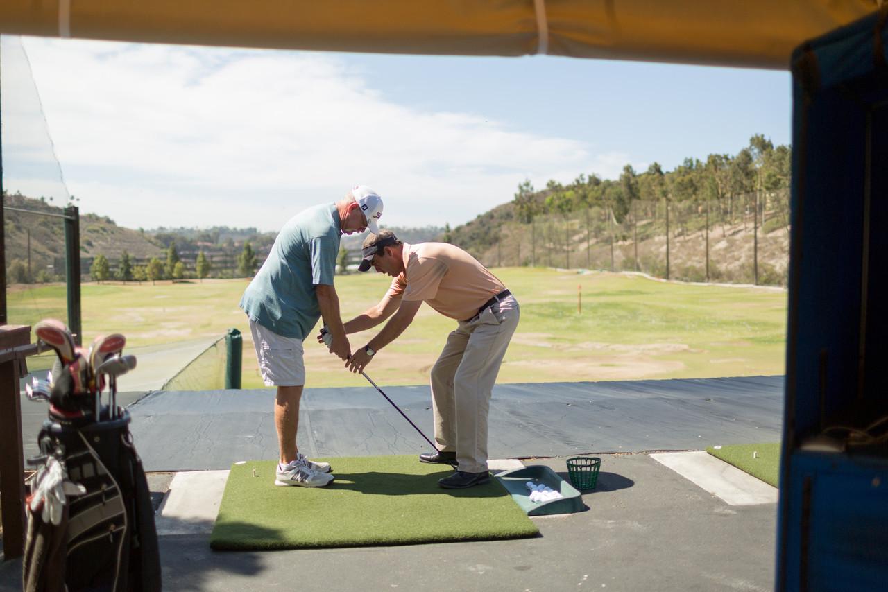 Justin Hicks Golf Instruction
