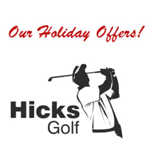 Hicks Golf Holiday Specials